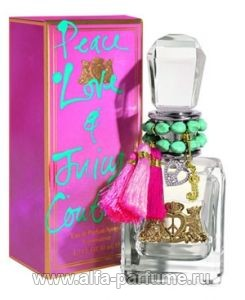 Juicy Couture Peace Love Jucy